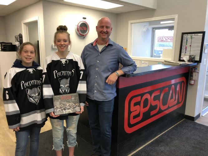 Epscan Event 5 Elite Hockey